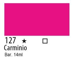 127 - Inchiostro colorato W&N Carminio