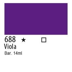 688 - Inchiostro colorato W&N Viola