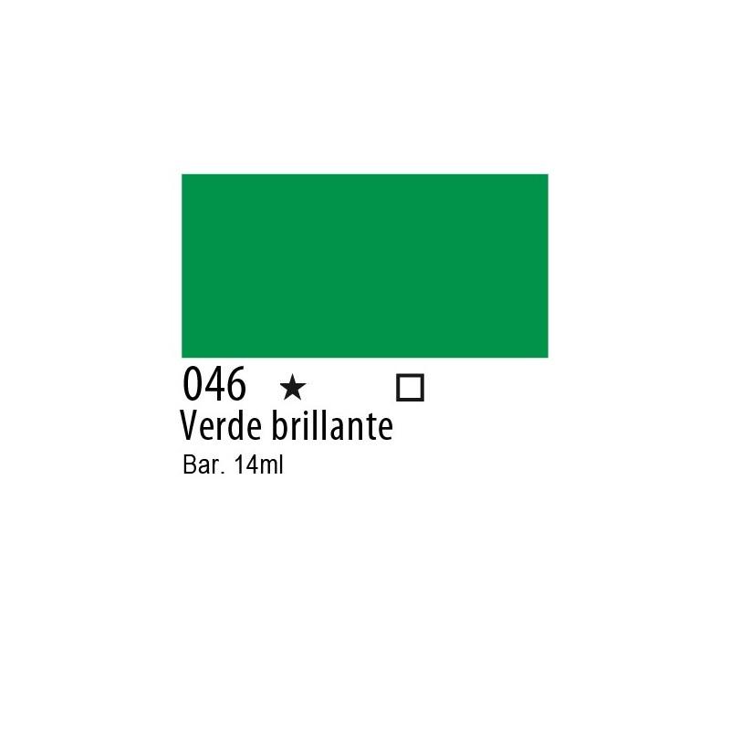 046 - Inchiostro colorato W&N Verde brillante