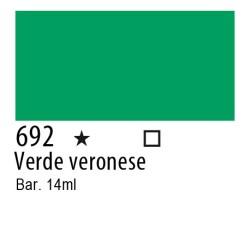 692 - Inchiostro colorato W&N Verde veronese