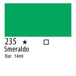 235 - Inchiostro colorato W&N Smeraldo