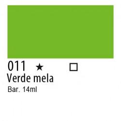 011 - Inchiostro colorato W&N Verde mela