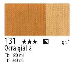 131 - Maimeri Olio Classico Ocra gialla