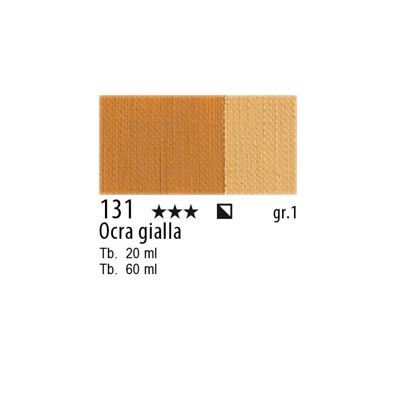 Maimeri Olio Classico Ocra gialla