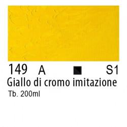 149 - W&N Olio Winton Giallo di cromo imitazione