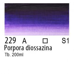 229 - W&N Winton Porpora Diossazina