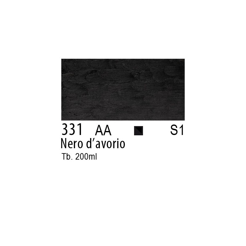331 - W&N Winton Nero d'avorio