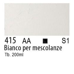 415 - W&N Olio Winton Bianco per mescolanze