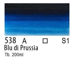 538 - W&N Olio Winton Blu di Prussia