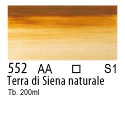 552 - W&N Winton Terra di Siena naturale