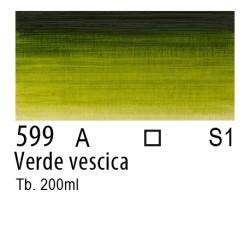 599 - W&N Olio Winton Verde vescica