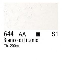644 - W&N Olio Winton Bianco di titanio