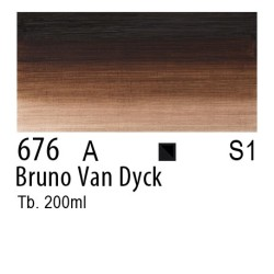 676 - W&N Winton Bruno Van Dyck