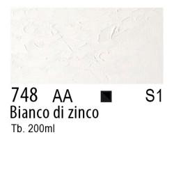 748 - W&N Olio Winton Bianco di zinco