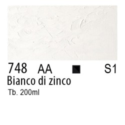 748 - W&N Winton Bianco di zinco