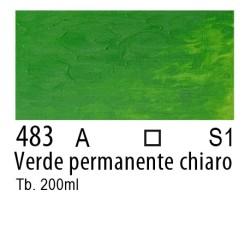 483 - W&N Winton Verde chiaro permanente