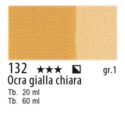 132 - Maimeri Olio Classico Ocra gialla chiara