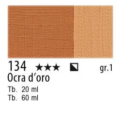 134 - Maimeri Olio Classico Ocra d'oro