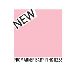 Promarker baby pink r228