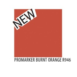 Promarker burnt orange r946