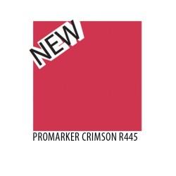 Promarker crimson r445
