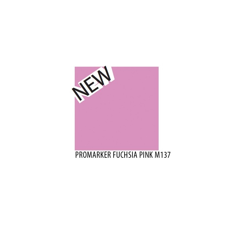 Promarker fuchsia pink m137