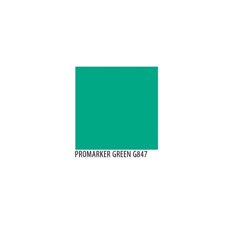 Promarker green g847