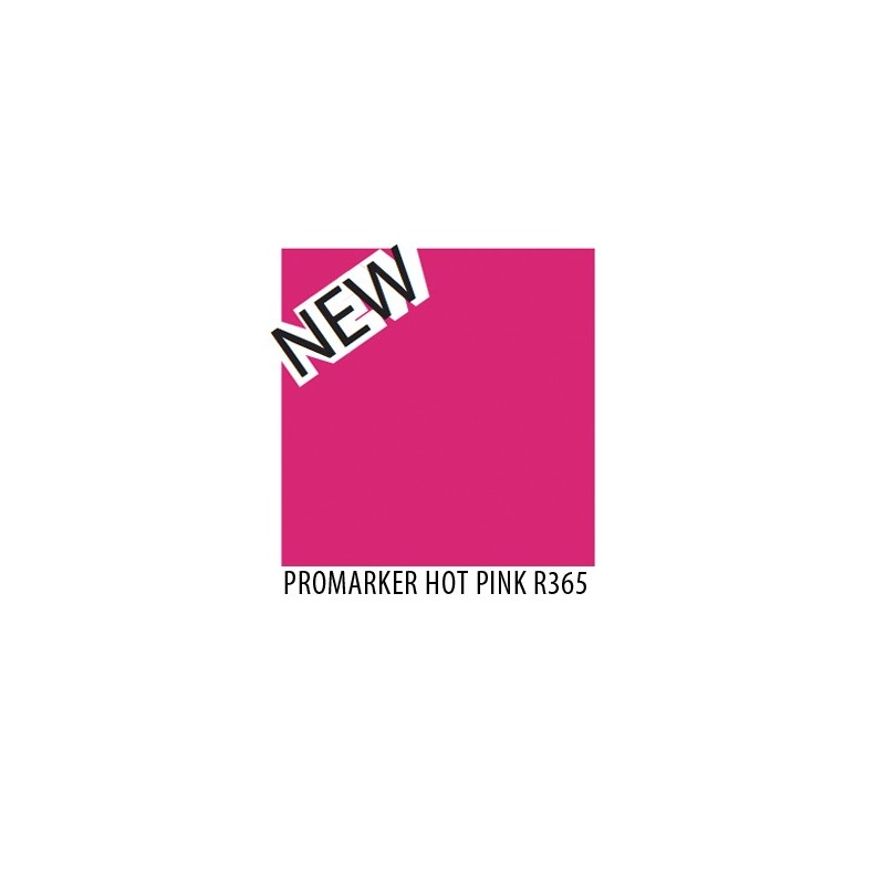 Promarker hot pink r365