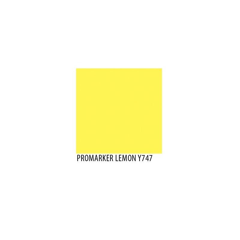 Promarker lemon y747