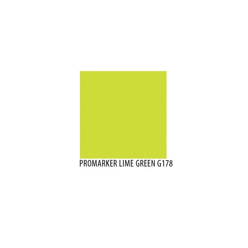 Promarker lime green g178