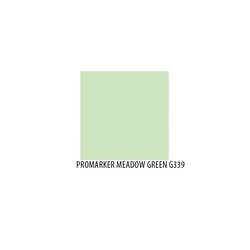 Promarker meadow green g339