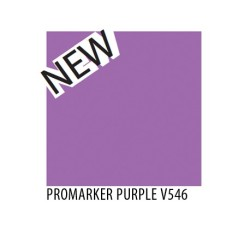 Promarker purple v546