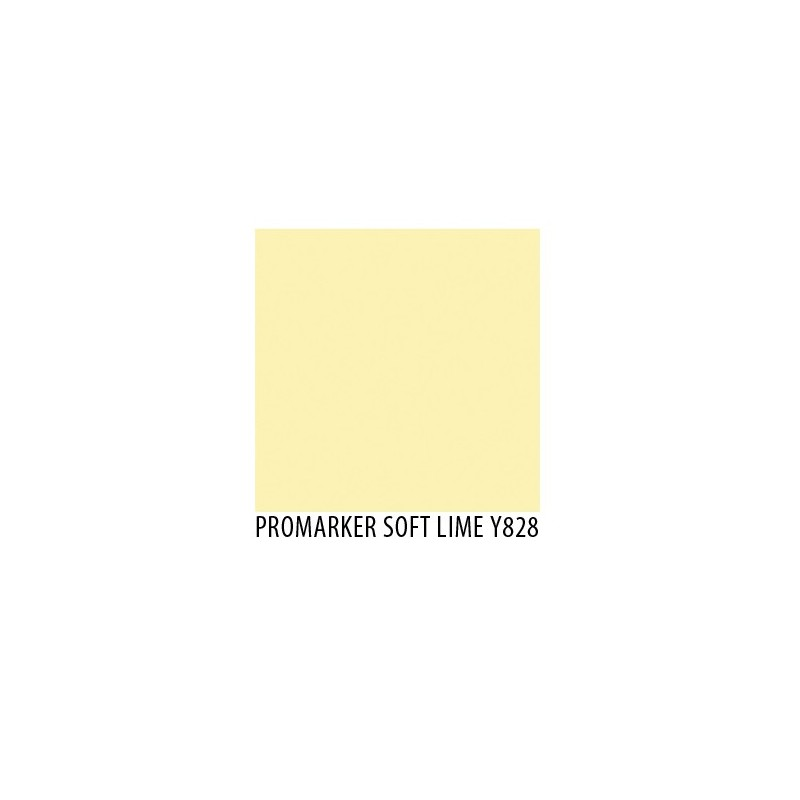 Promarker soft lime y828
