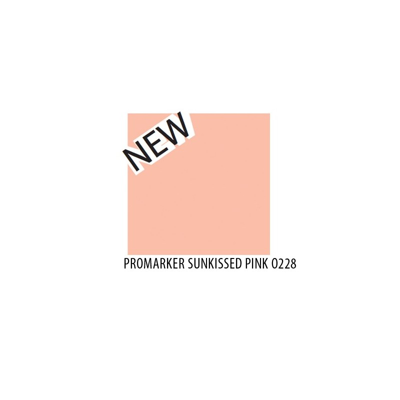 Promarker sunkissed pink o228