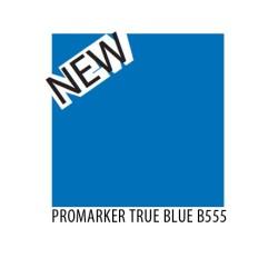 Promarker True Blue B555