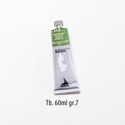 316 - Maimeri Olio Artisti Verde di cobalto chiaro, prodotto in offerta fino ad esaurimento scorte