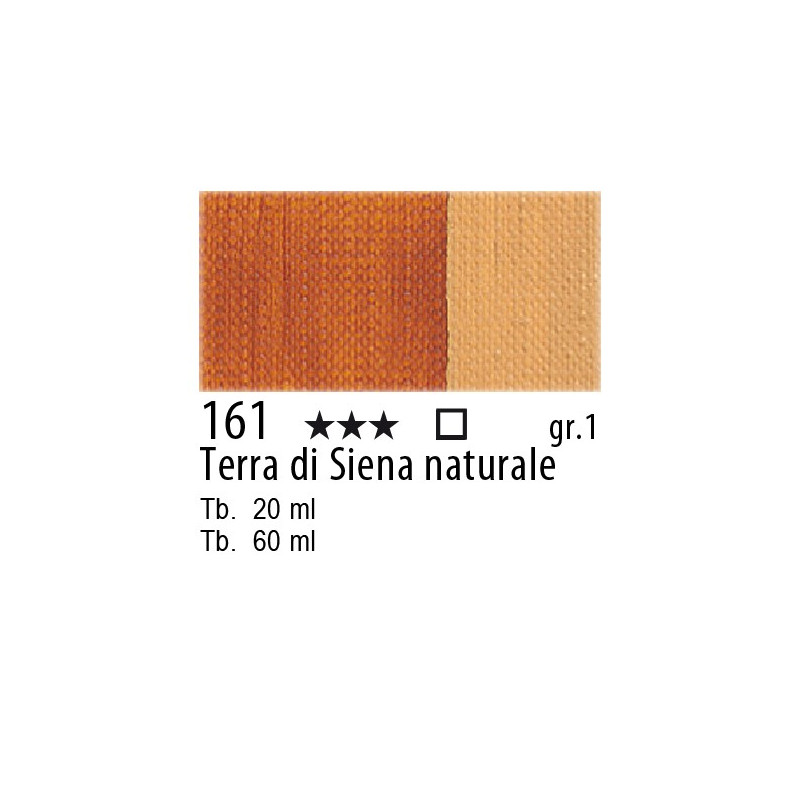 Maimeri Olio Classico Terra di Siena naturale