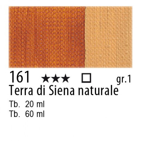 161 - Maimeri Olio Classico Terra di Siena naturale