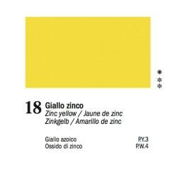 18 - Ferrario Olio Van Dyck Giallo zinco - tubo 60ml