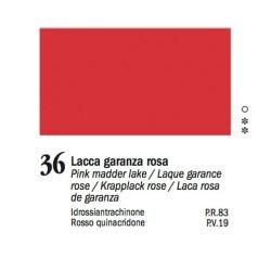 36 - Ferrario Olio Van Dyck Lacca garanza rosa - tubo 60ml