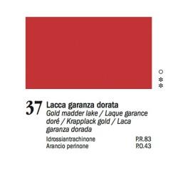 37 - Ferrario Olio Van Dyck Lacca garanza dorata