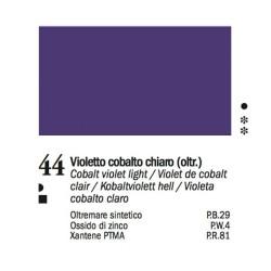 44 - Ferrario Olio Van Dyck Violetto cobalto chiaro - tubo 60ml