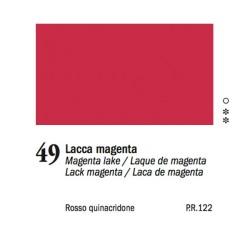 49 - Ferrario Olio Van Dyck Lacca magenta - tubo 60ml