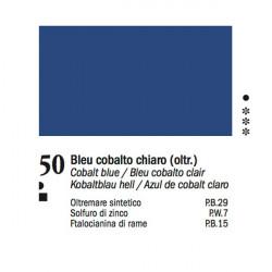 50 -Ferrario Olio Van Dyck Blu cobalto chiaro - tubo 60ml