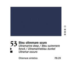 53 -Ferrario Olio Van Dyck Blu oltremare scuro - tubo 60ml