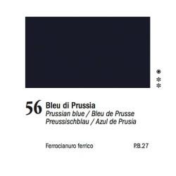 56 -Ferrario Olio Van Dyck Blu di Prussia - tubo 60ml