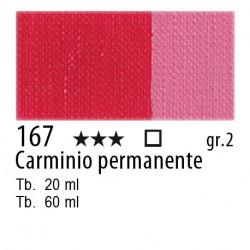 167 - Maimeri Olio Classico Carminio permanente