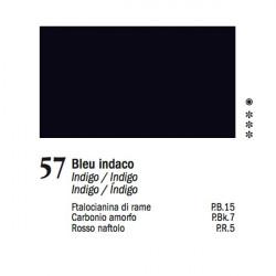 57 -Ferrario Olio Van Dyck Blu indaco - tubo 60ml