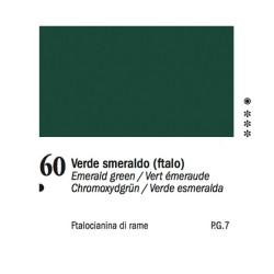 60 -Ferrario Olio Van Dyck Verde smeraldo - tubo 60ml
