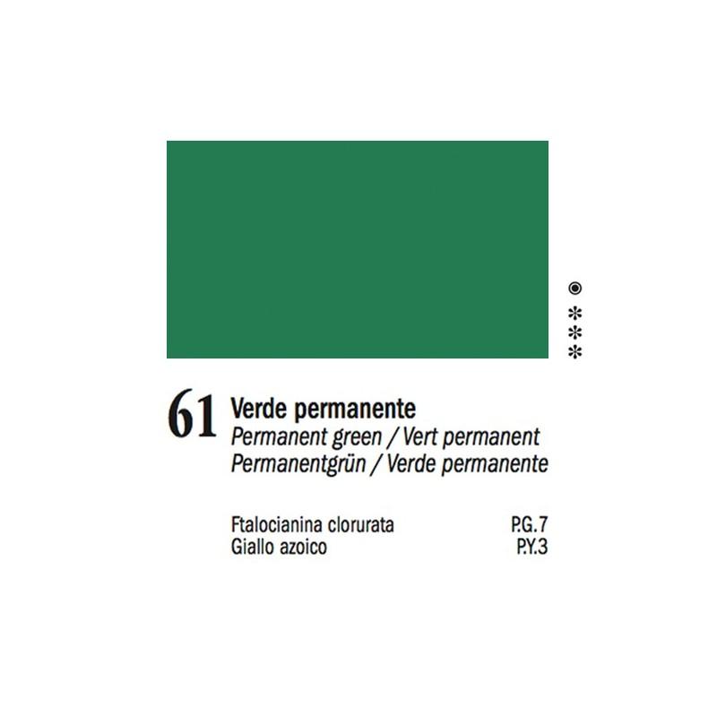 61 -Ferrario Olio Van Dyck Verde permanente